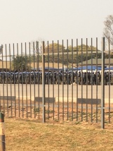 Police getting ready for election results