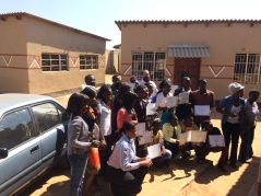 The Graduates from Grade 7